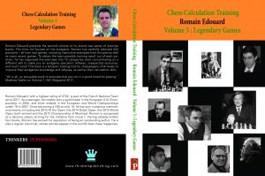 Chess Calculation Training Volume 3
