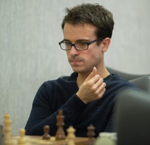GM Romain Édouard