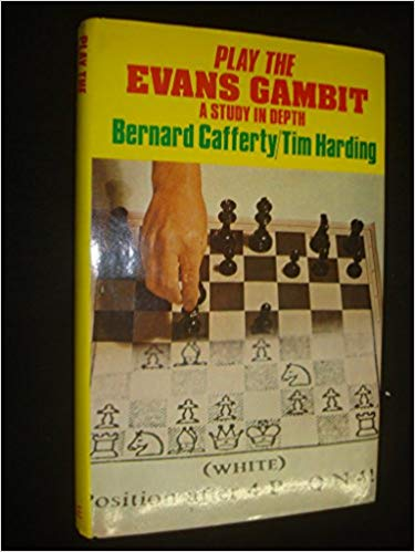 Play The Evans Gambit (co-author Tim Harding). Cadogan. ISBN 1-85744-119-2.