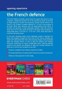 Opening Repertoire : The French Defence