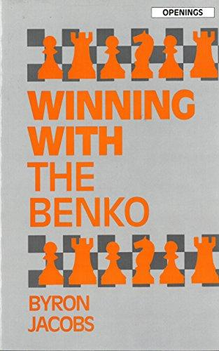 Winning with the Benko (1995)