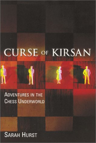 Curse of Kirsan by Sarah Hurst, Ken wrote the Foreword.