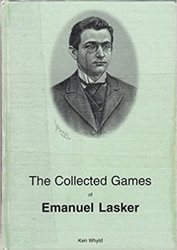 The Collected Games of Emanuel Lasker
