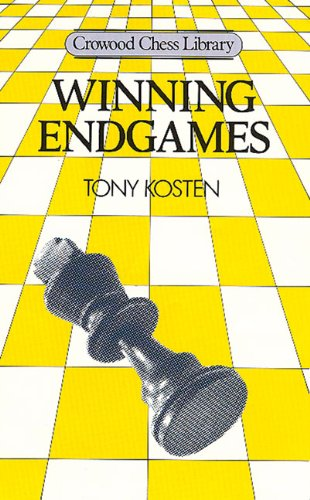 Winning Endgames, Crowood, 1987