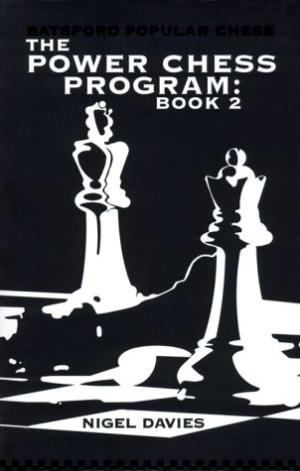 The Power Chess Program. Batsford. ISBN 0-7134-8415-2.