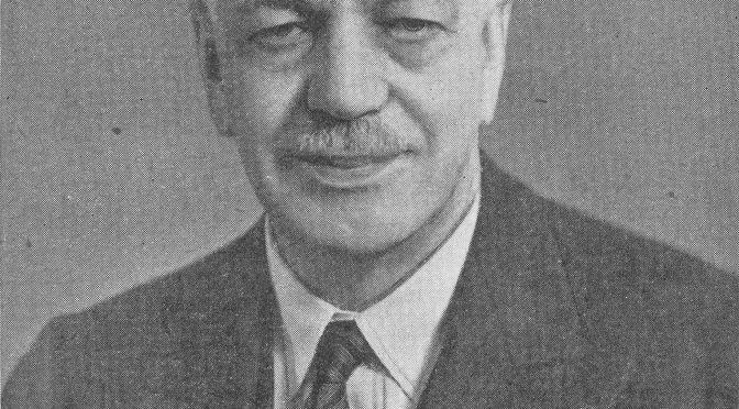 Death Anniversary of Sir George Thomas, 7th Baronet (14-vi-1881 23-vii-1972)