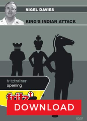 King's Indian Attack. Hamburg: ChessBase. ISBN 978-3-86681-071-6.