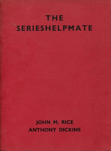 The Serieshelpmate