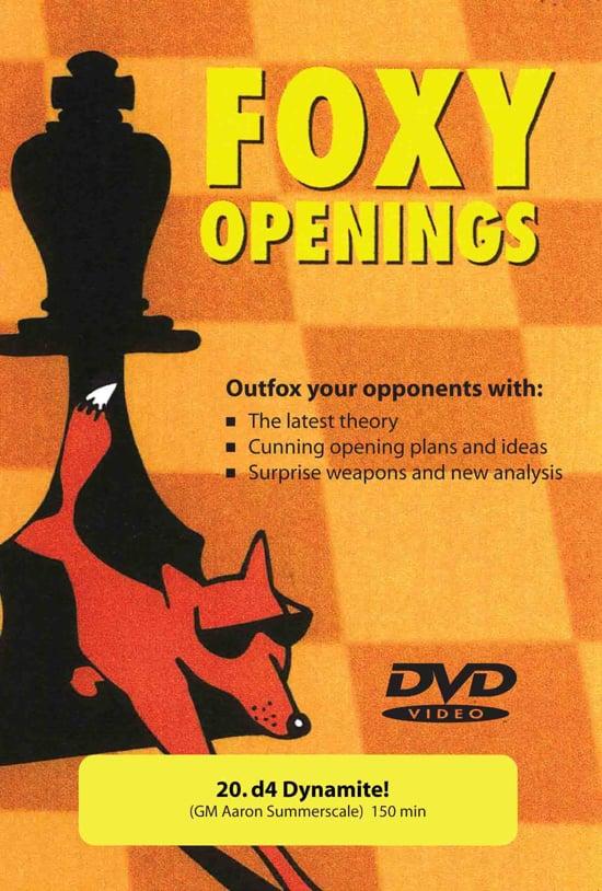 Foxy Video : d4 Dynamite by Aaron Summerscale