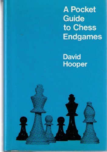 A Pocket Guide to Chess Endgames, Bell & Hyman, ISBN 0-7135-1761-1