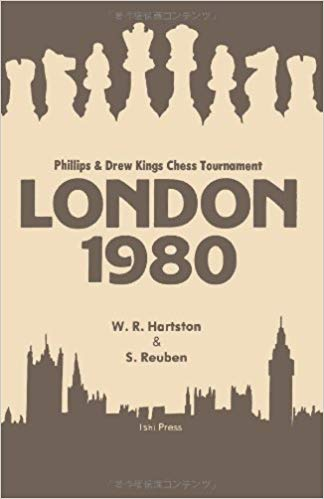 The Phillips & Drew King's Chess Tournament, 1980