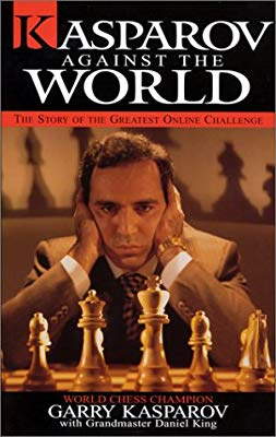 Kasparov Against the World: The Story of the Greatest Online Challenge. KasparovChess Online. ISBN 0970481306., 2000