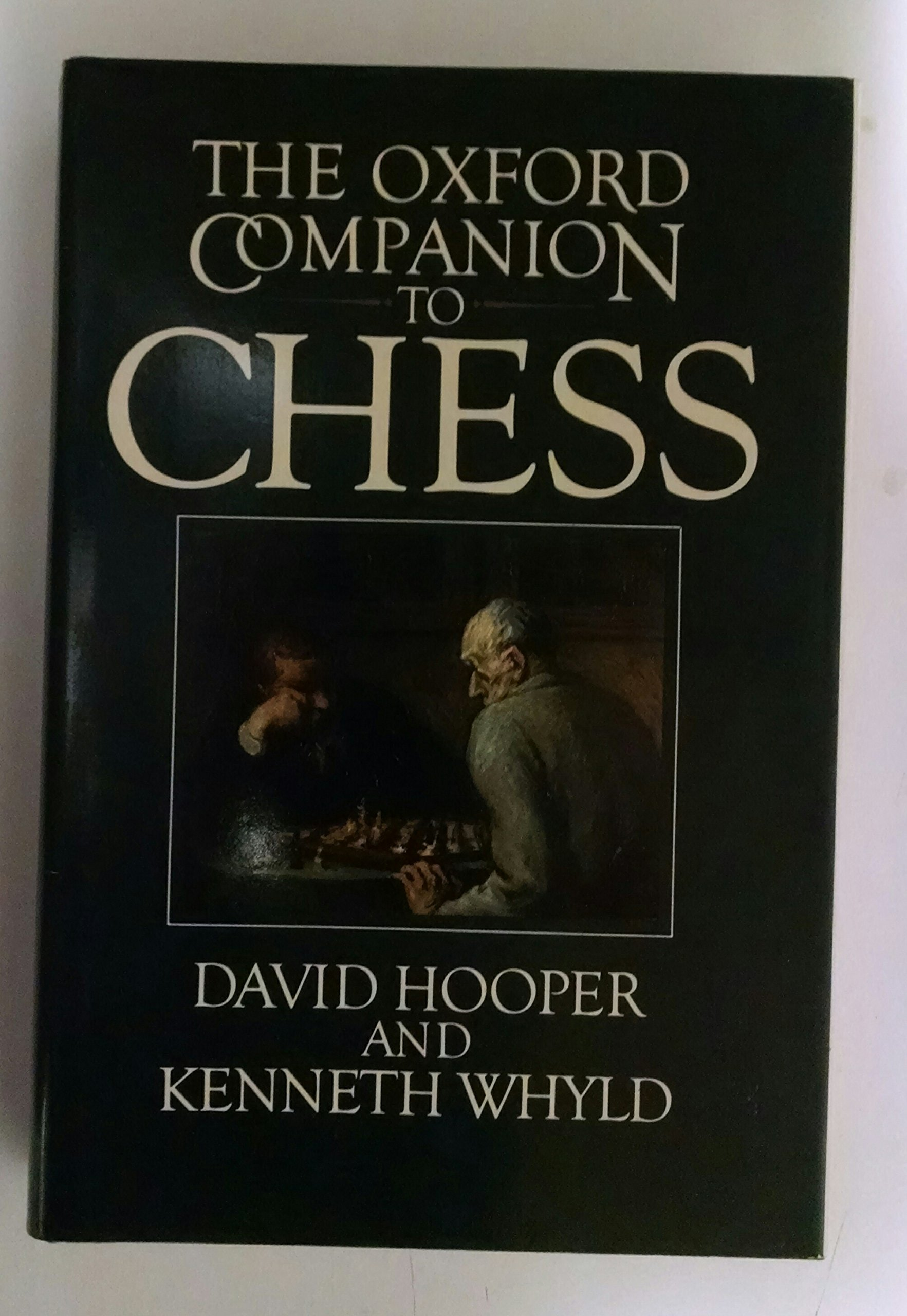The Oxford Companion to Chess (2nd ed.), Oxford University Press, ISBN 0-19-280049-3