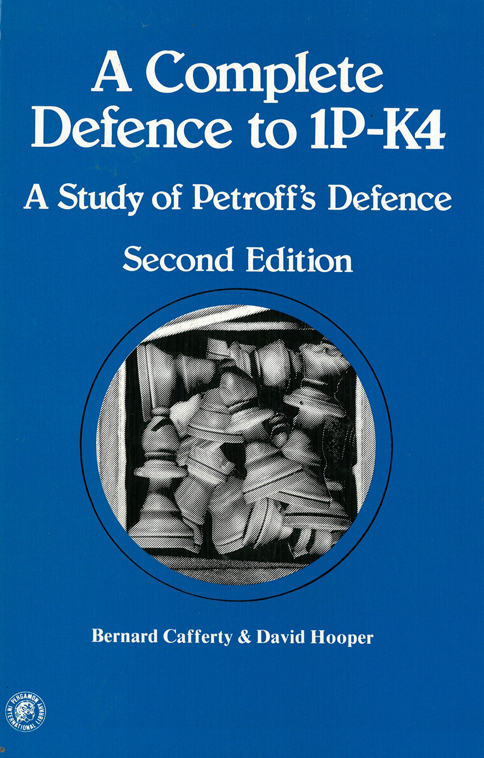 A Complete Defence to 1P-K4: A Study of Petroff's Defence (2nd ed.), Pergammon Press, ISBN 0-08-024088-7, 1967