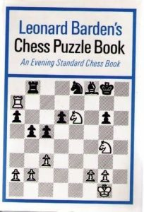 Leonard Barden's Chess Puzzle Book