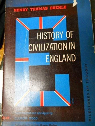 History of civilization in England
