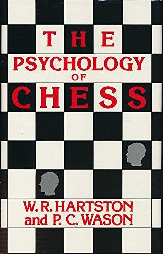 The Psychology of Chess, 1984