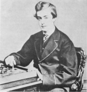 Cecil Valentine De Vere (14-ii-1846 09-ii-1875)