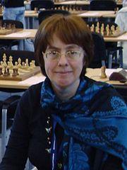 WFM Helen Milligan in 2010