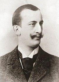 Horatio Caro (05-VII-1862, 15-XII-1920)