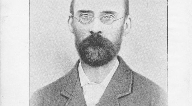 Death Anniversary of Amos Burn (31-xii-1848 25-xi-1925)