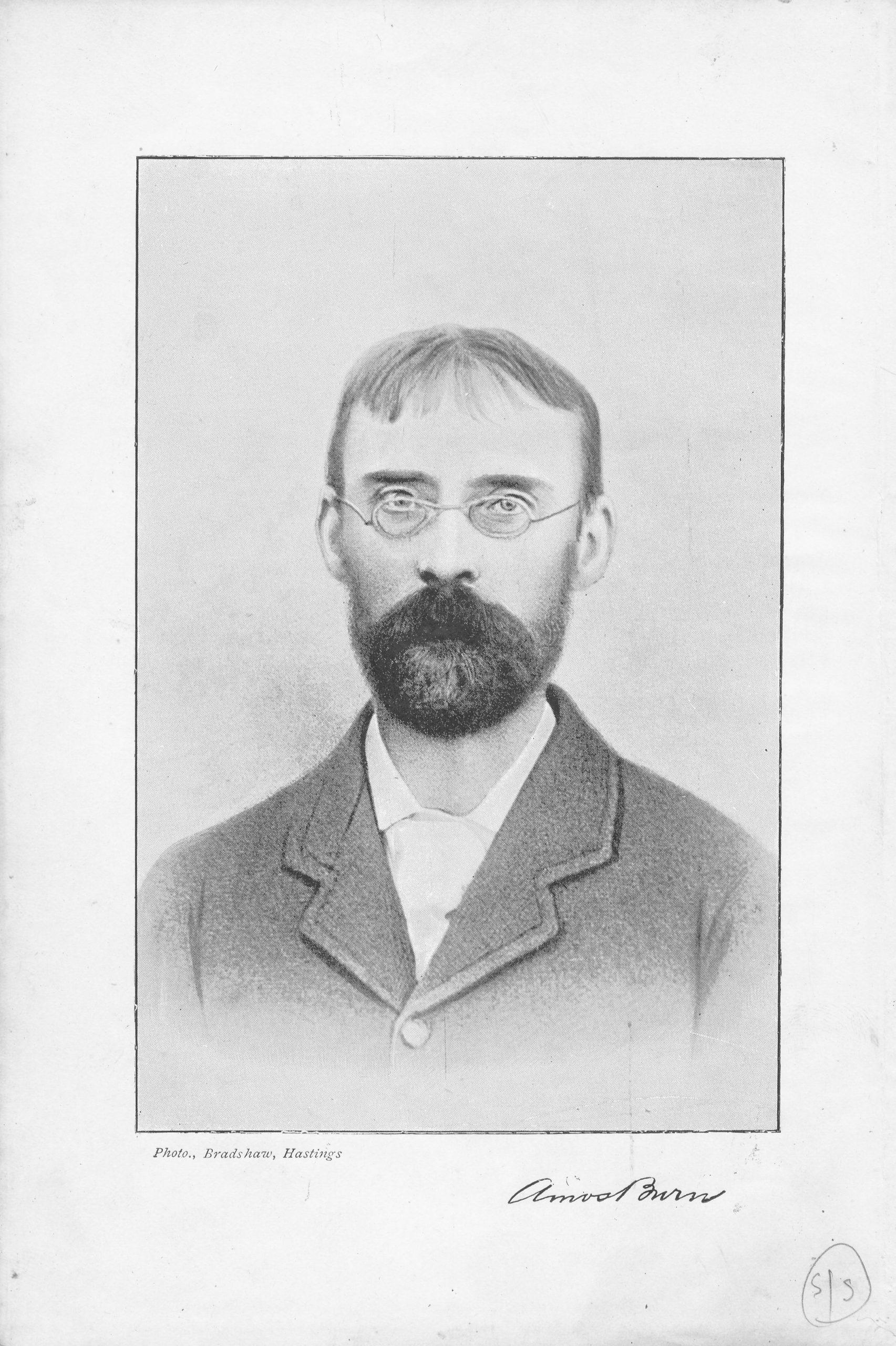 Amos Burn (31-XII-1848, 25-XI-1925)