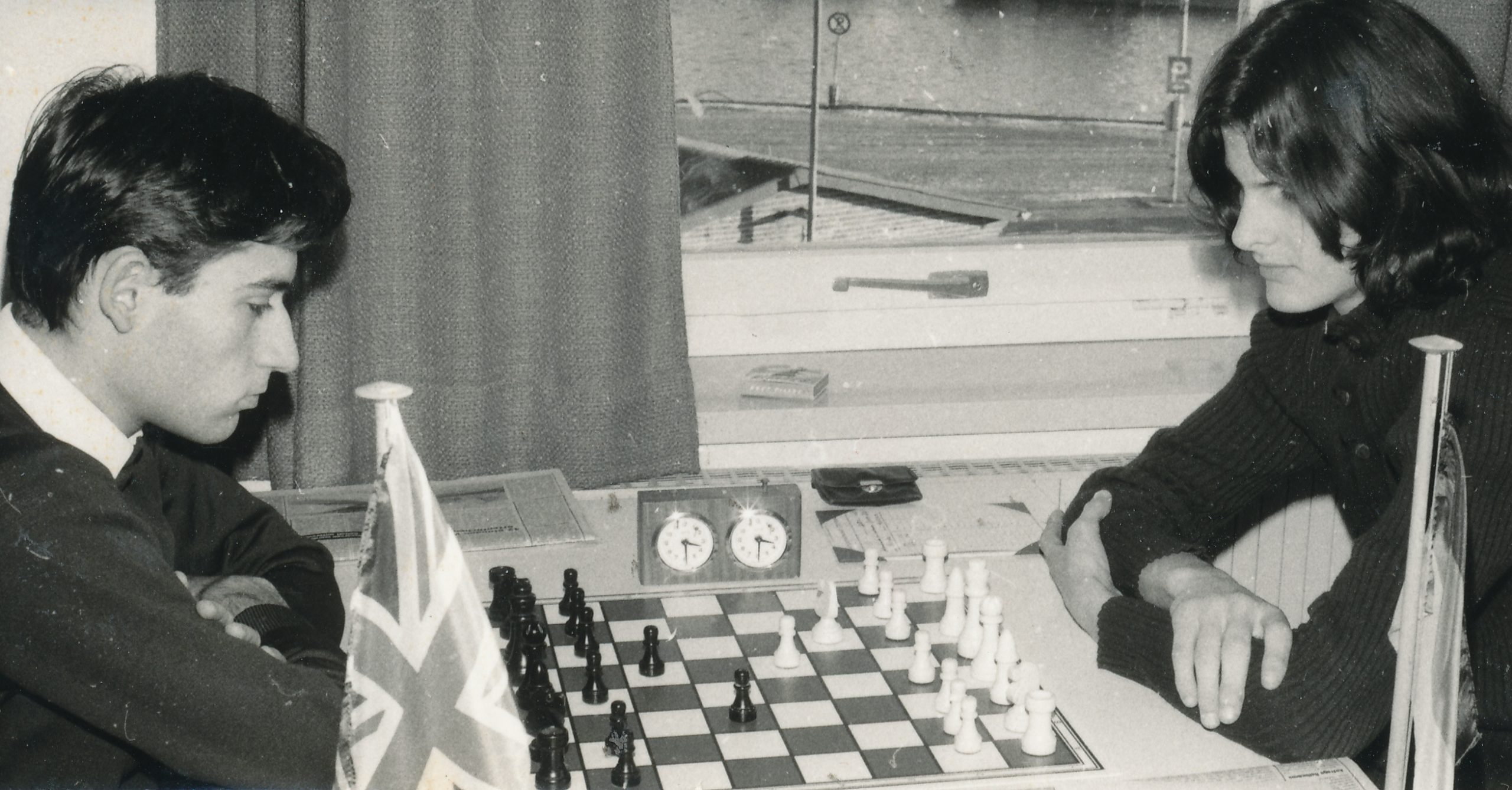 Bill plays his trusty Sicilian Taimanov against an unknown opponent
