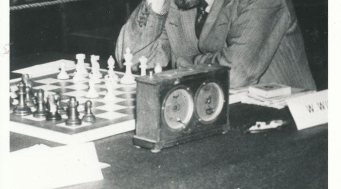 Death Anniversary of William Winter (11-ix-1898 18-xii-1955)