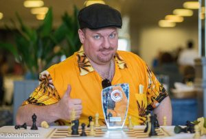 Lee Bullock : Chess Character of the Year 2019