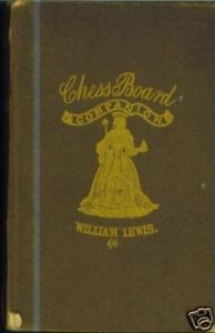 Chess Board Companion by William Lewis