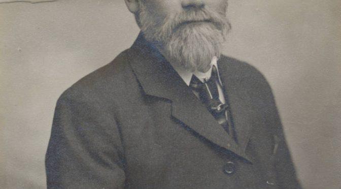 Death Anniversary of John Keeble (27-viii-1855 19-ii-1939)