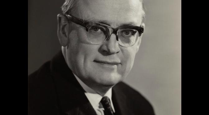 Death Anniversary of Sir Richard Clarke KCB CB OBE (13-viii-1910 21-vi-1975)