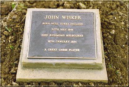 John Wisker (30-v-1846, 18-i-1884)