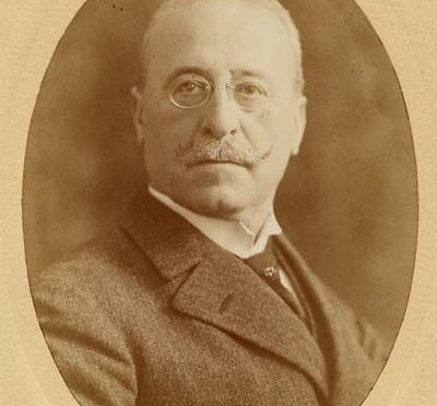 Death Anniversary of Jacques Mieses (27-ii-1865 23-ii-1954)