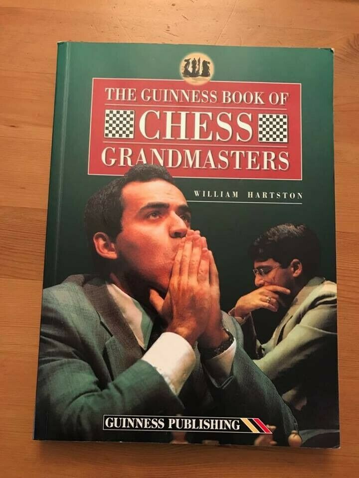 The Guinness Book of Chess Grandmasters, 1996