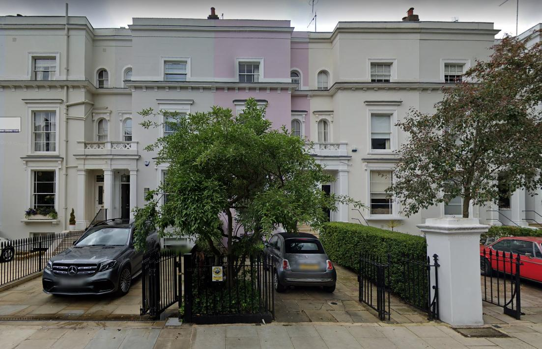 7 Milborne Grove, South Kensington, London, SW10 9SN.