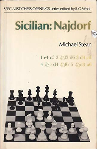 Sicilian Najdorf by Michael Stean