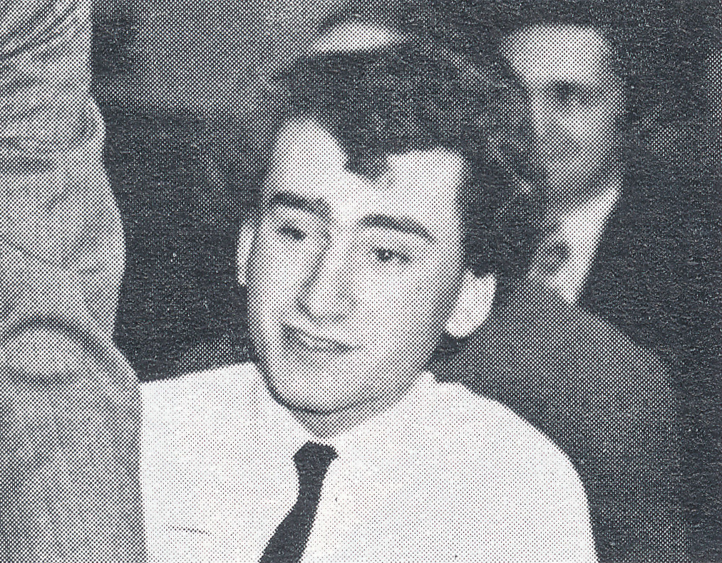 Mchael Stean, Hastings 1972-1973. Source : British Chess Magazine, Volume 93, Number 2, page 53