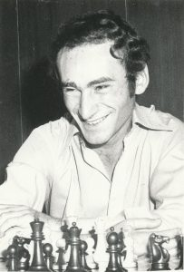 Michael Stean at the 1977 Lord John Cup