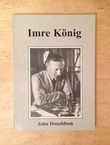 Imre König by John Donaldson