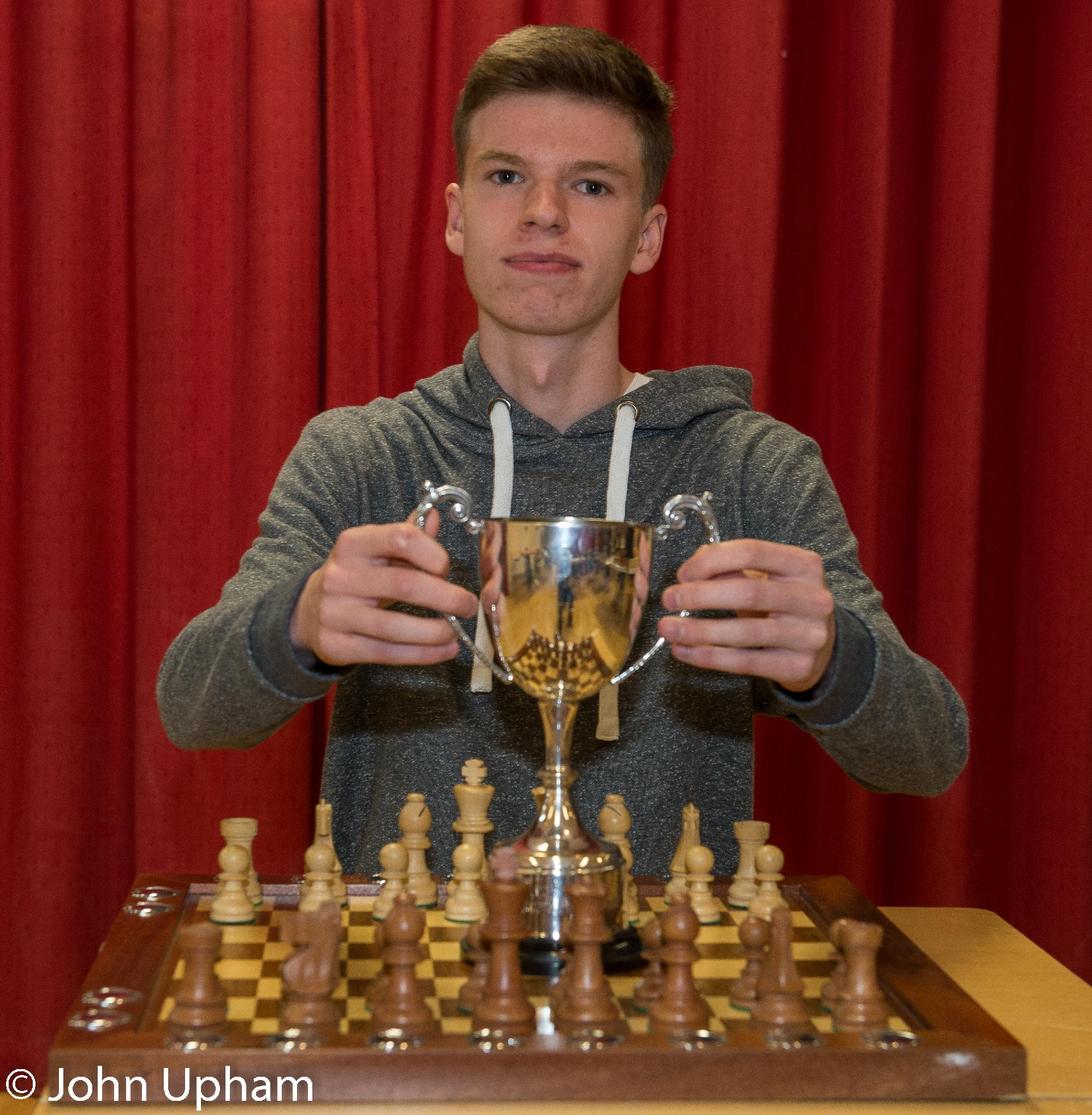 IM Joseph McPhillips, UKCC Terafinal 2016 Winner, courtesy of John Upham Photography