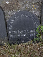 Charles Masson Fox