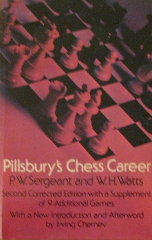 Pillsbury's Chess Career, London, 1923