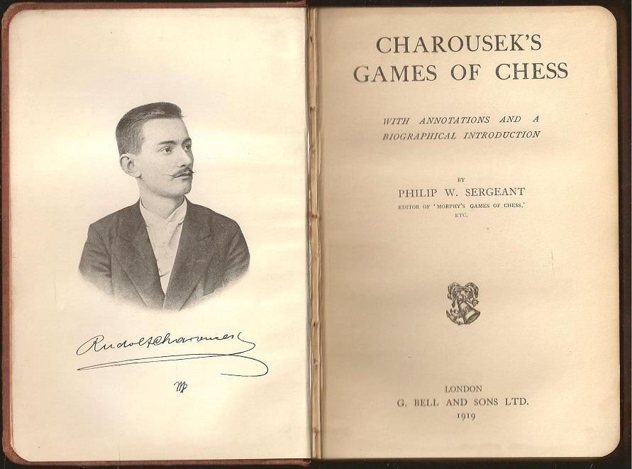 Charousek's Games of Chess