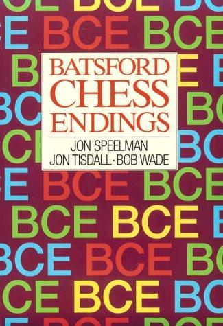 Speelman, Jonathan; Tisdall, Jon; Wade, Bob. (1993). Batsford Chess Endings. B.T. Batsford (London, England). 448 pages. ISBN 978-0-7134-4420-9.
