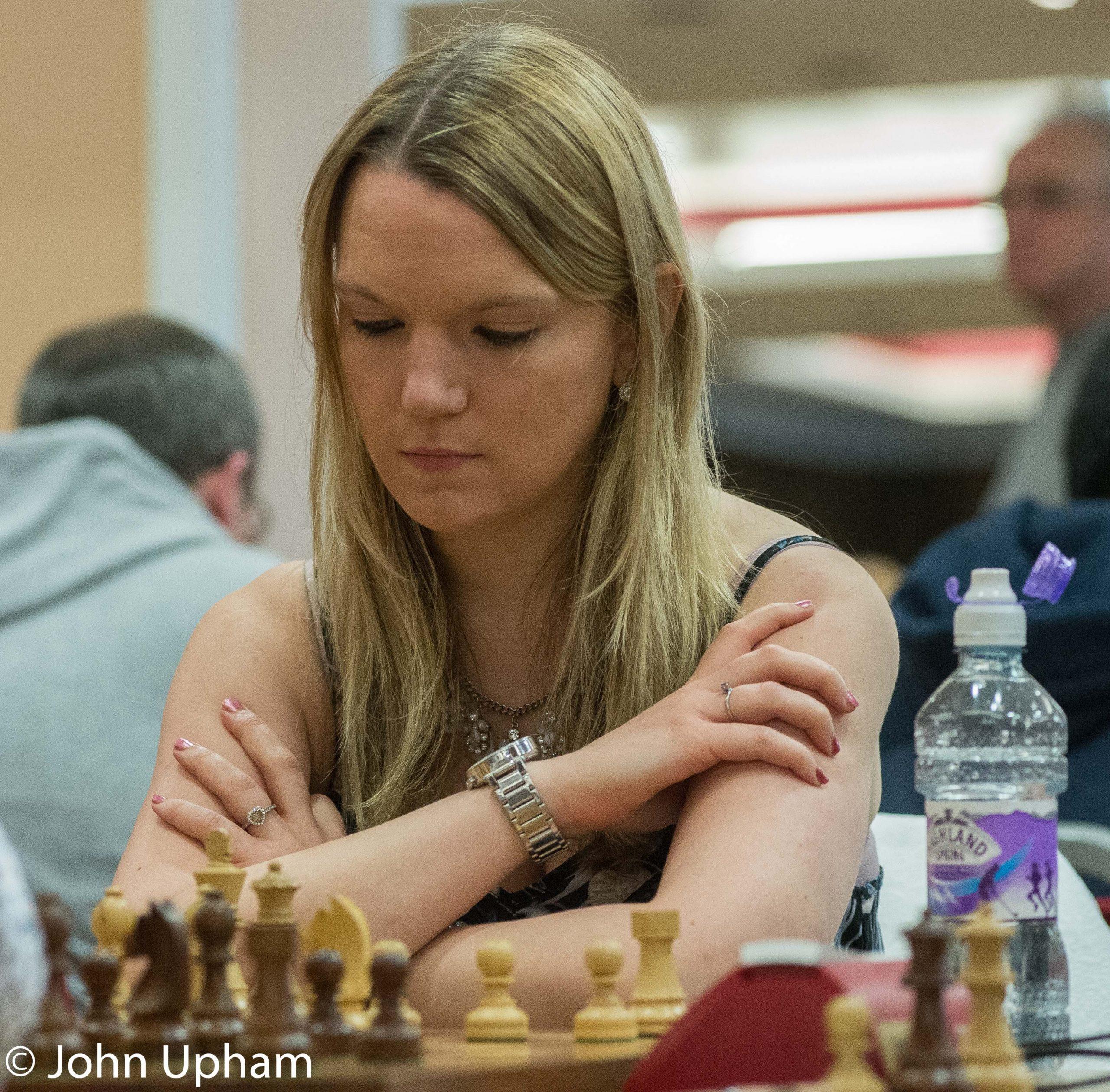 WFM Sarah Longson, courtesy of John Upham Photography