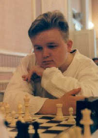 Eddie Dearing by Cathy  Rogers, ChessBase profile image