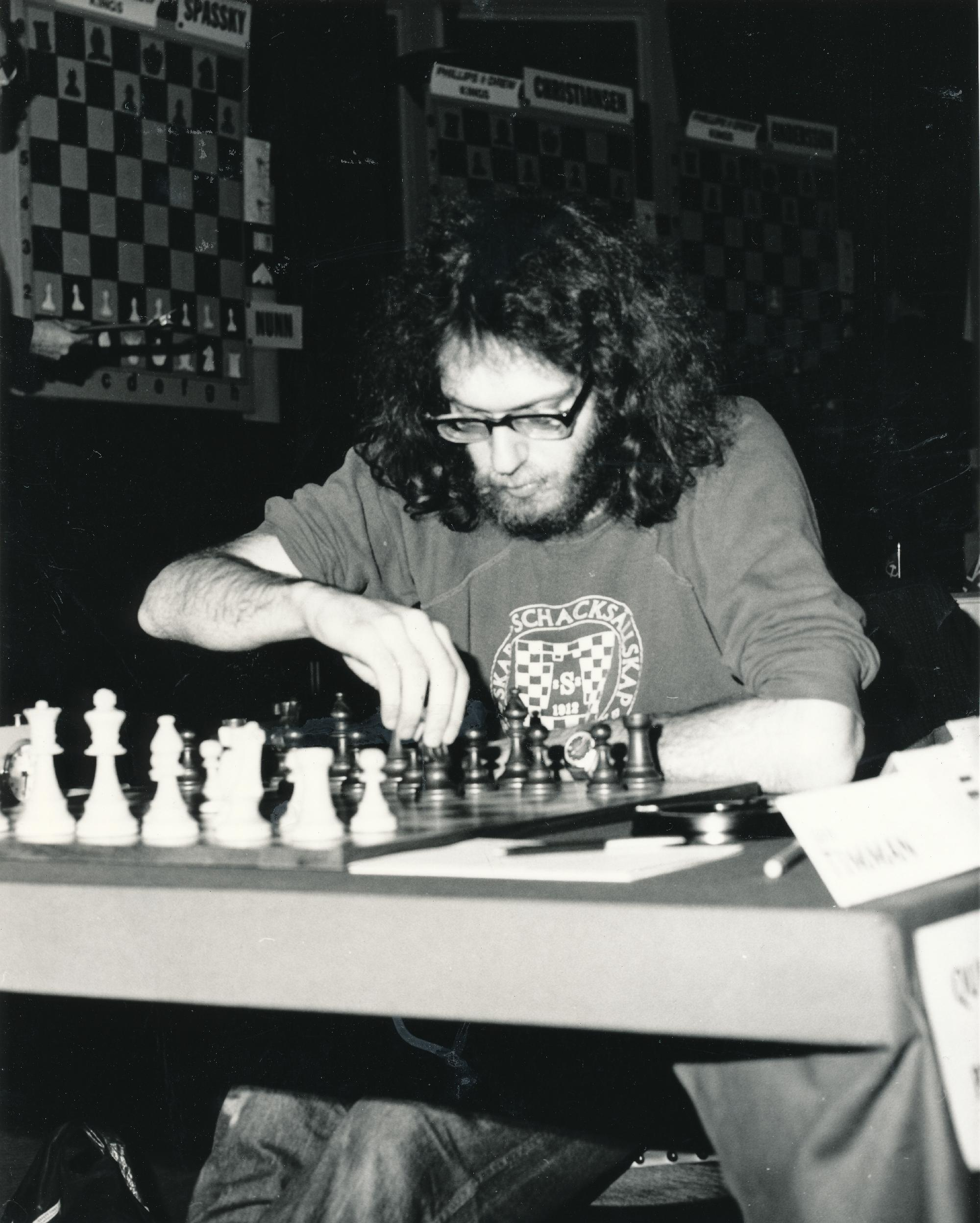 JS at the London based Philips & Drew Kings tournament