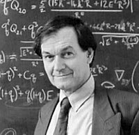 Roger Penrose. Nobel Laureate