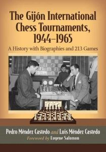 The Gijon International Chess Tournaments, 1944-1965